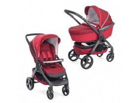 Chicco Коляска 2 в 1 Chicco Stylego Red Passion [07079430640000]
