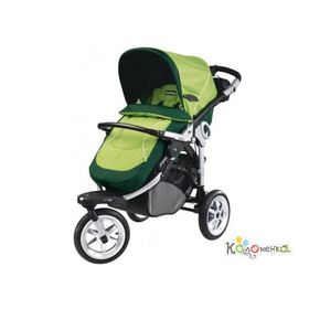 Peg-Perego Peg-Perego GT3 Naked Completo